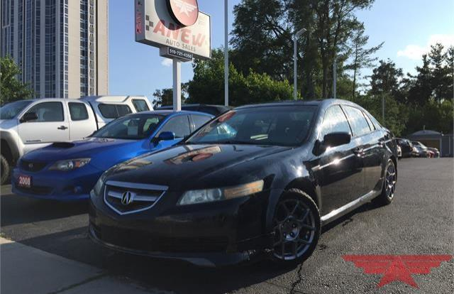 Anew Auto Sales Acura TL TypeS Speed Manual Rare Car - Acura tl 6 speed for sale